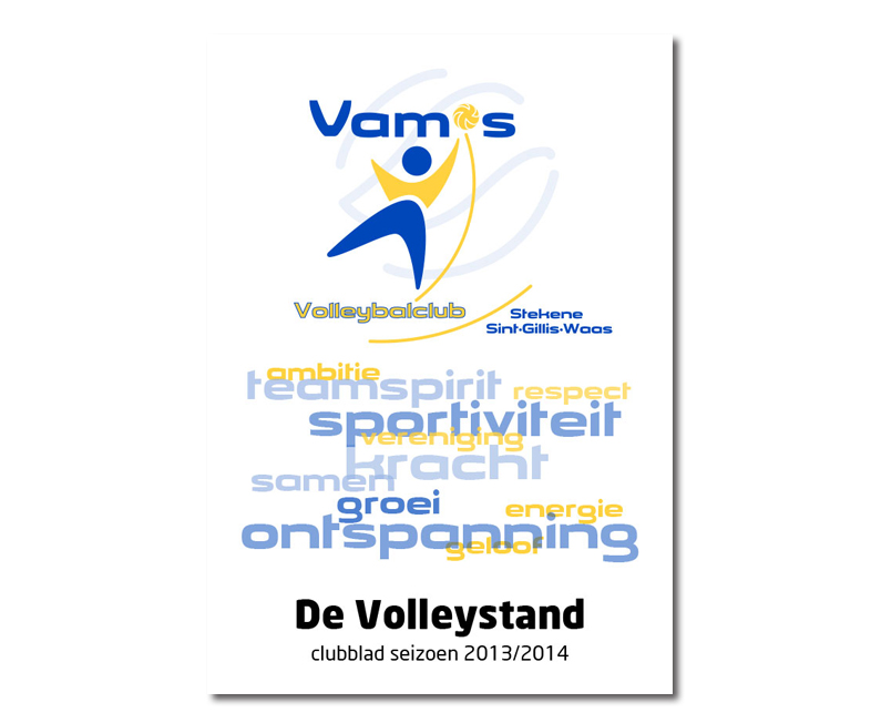 VAMOS cover volleystand